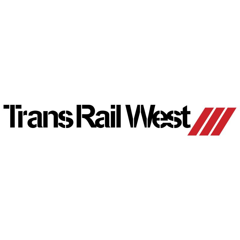 TransRailWest vector