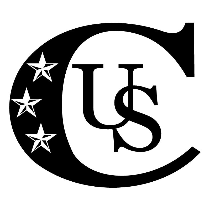 Unione Sportiva Canzene de Canzo vector