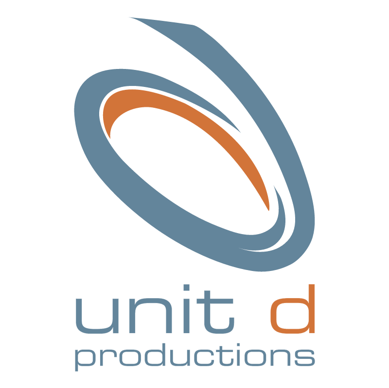 Unit d Productions vector