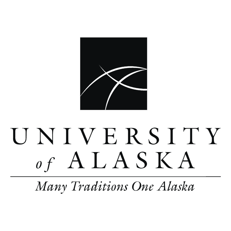 University of Alaska vector logo