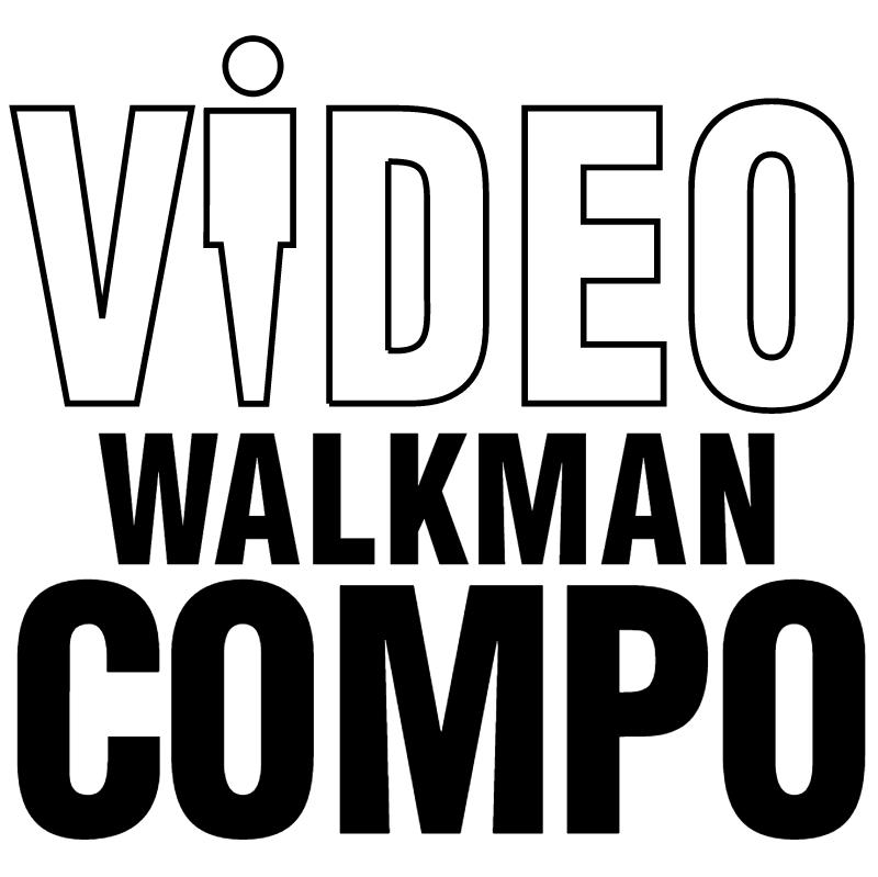 Video Walkman Combo vector