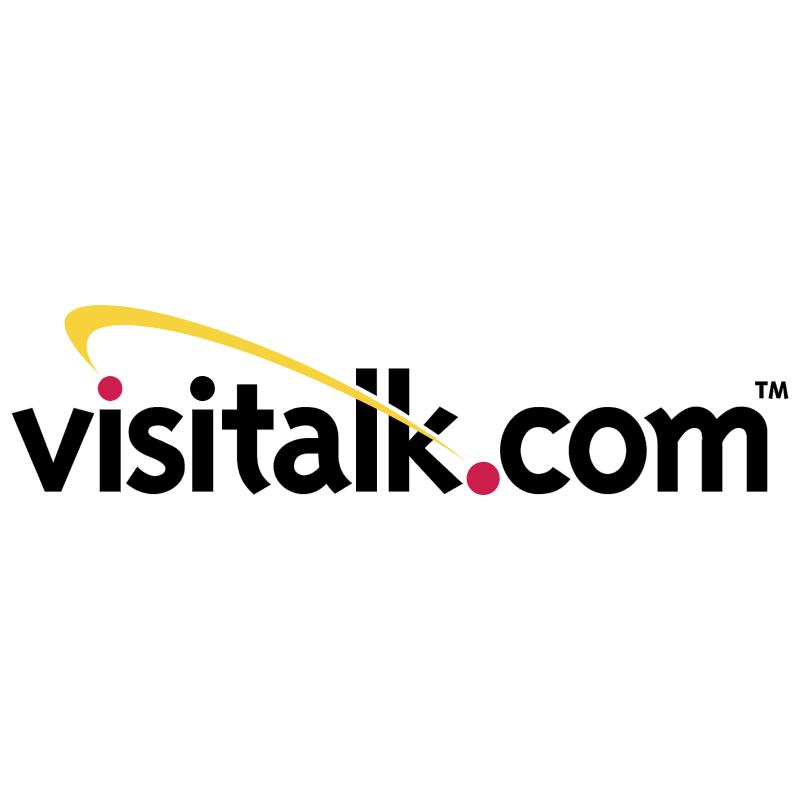 visitalk com vector logo