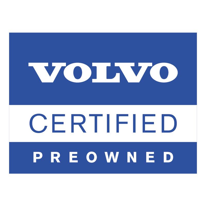 Volvo Certified vector