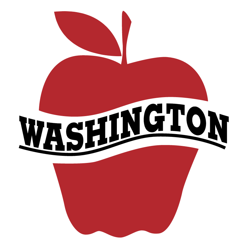 Washington Apples Comission vector