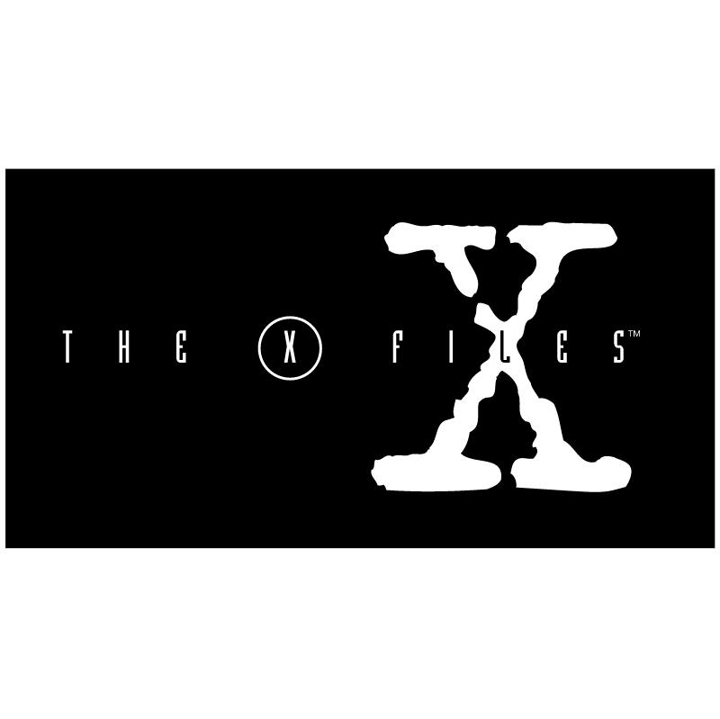 X Files vector