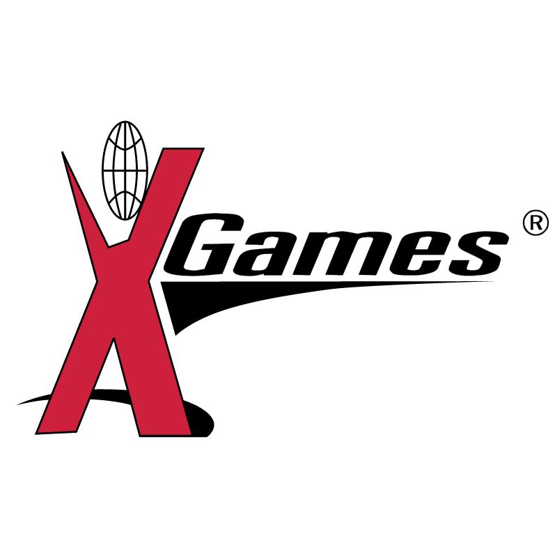 X Games vector