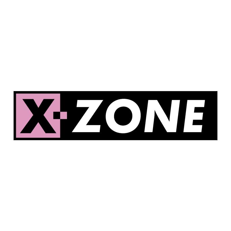 X Zone vector logo