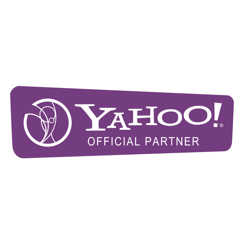 Yahoo 2002 World Cup Official Partner vector