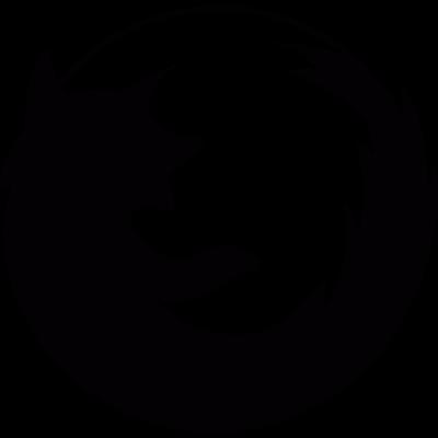 Firefox logotype vector logo