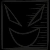 Vampirefreaks Draw Logo vector