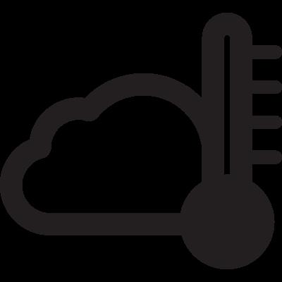 Low Temperature vector logo