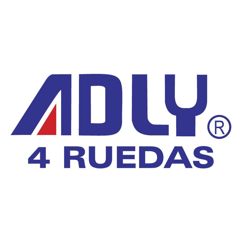 Adly 4 Ruedas vector