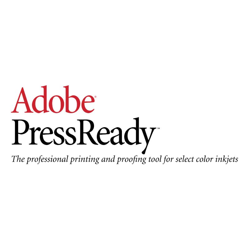 Adobe PressReady vector