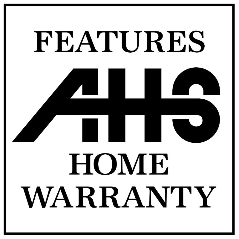 AHS Home Warranty vector