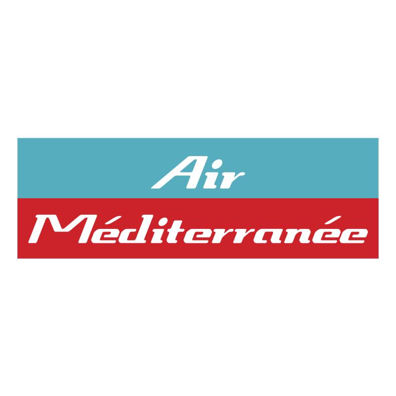 Air Mediterranee vector