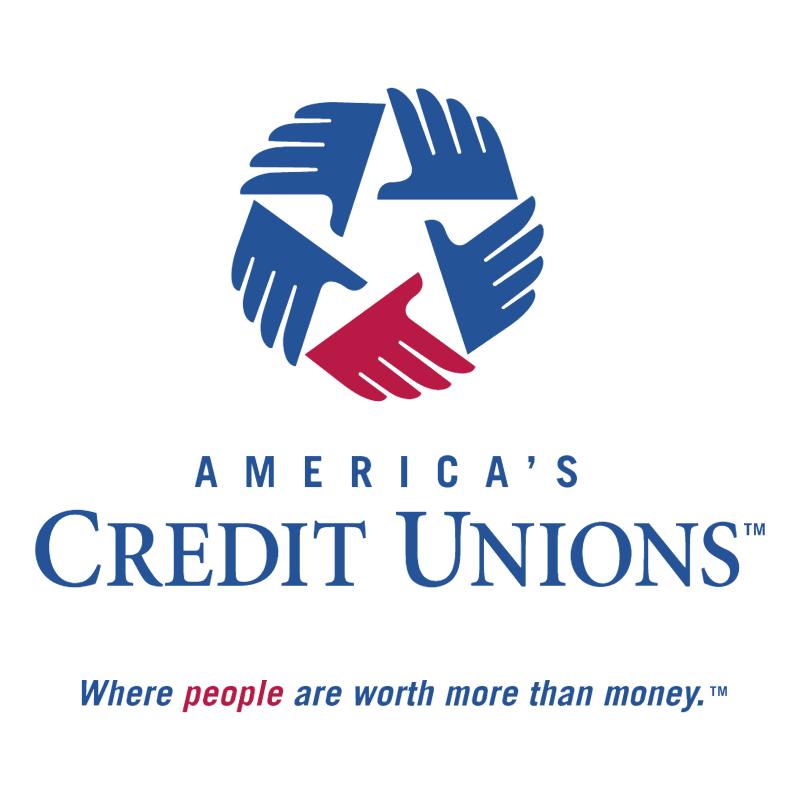 America's Credit Unions vector