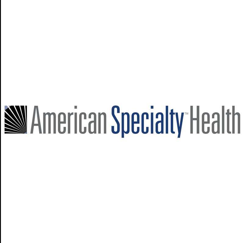 American Specialty Health 14970 vector