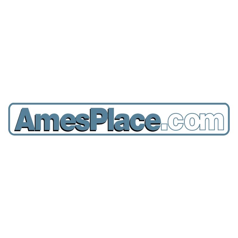 AmesPlace com 23081 vector