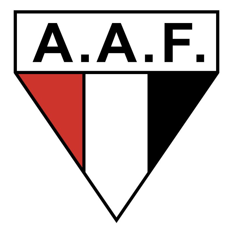 Associacao Atletica Ferroviaria de Botucatu SP 77530 vector