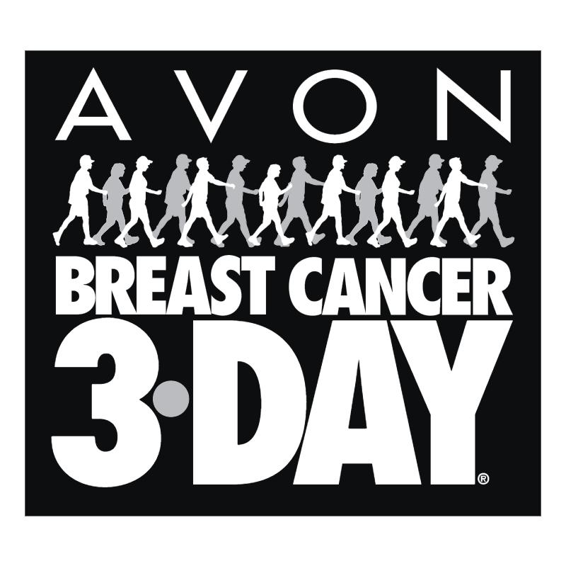Avon Breast Cancer 3 Day 38823 vector