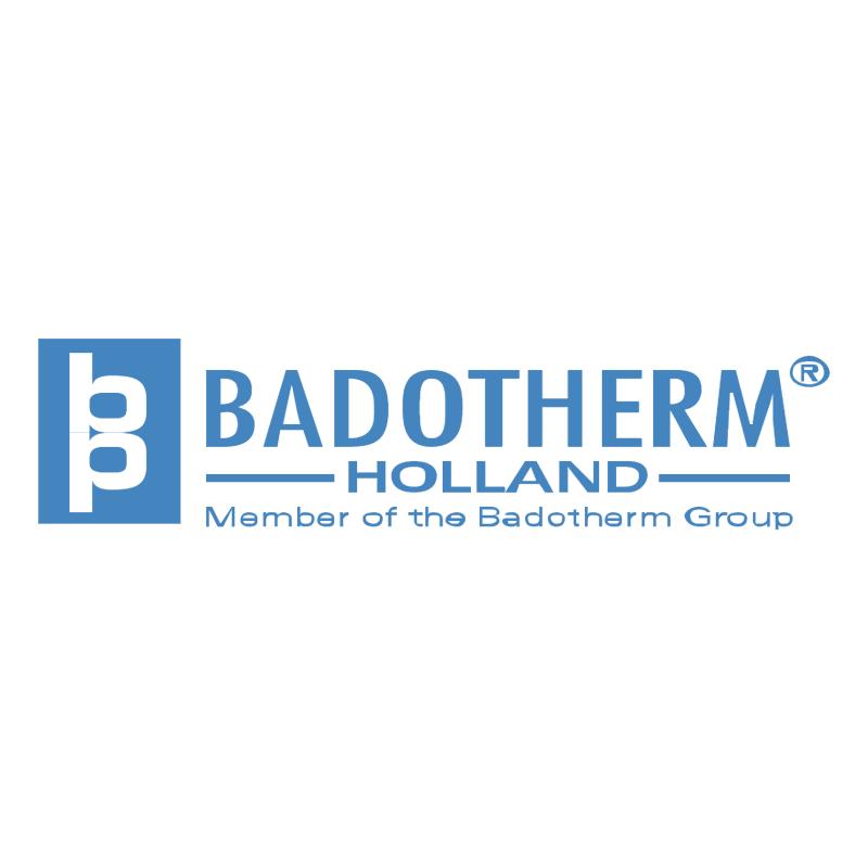 Badotherm Holland 54568 vector