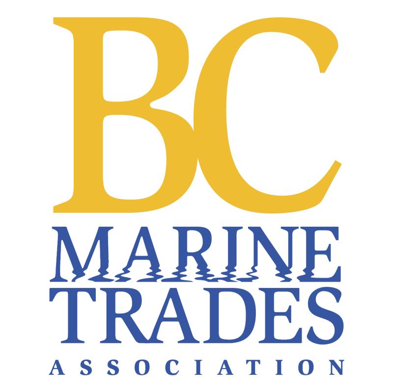 BC Marine Trades Association vector