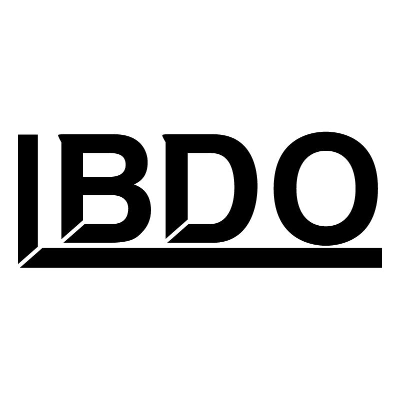 BDO vector logo