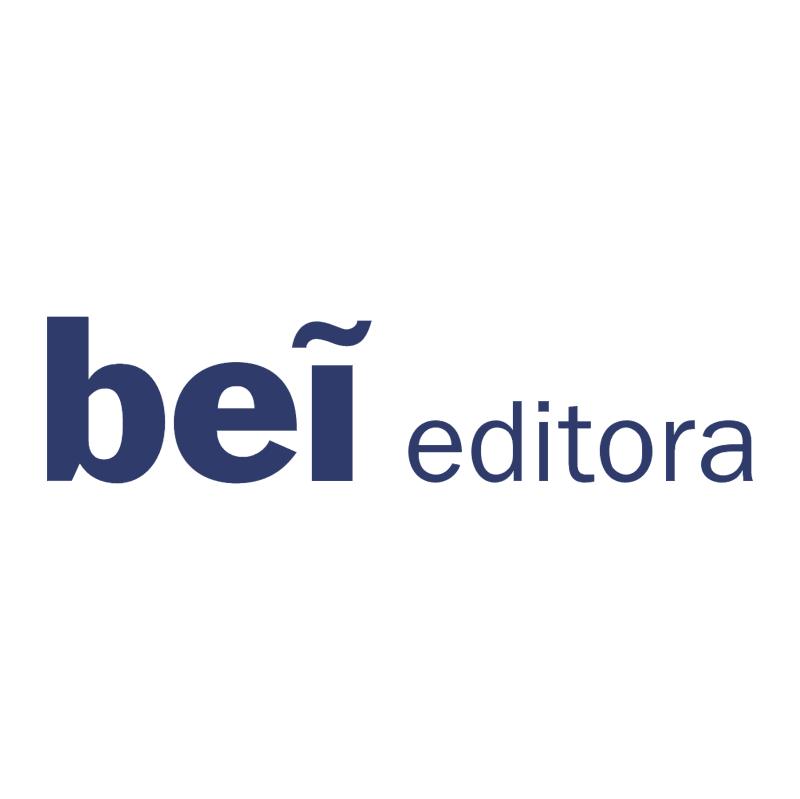 BEI Editora vector