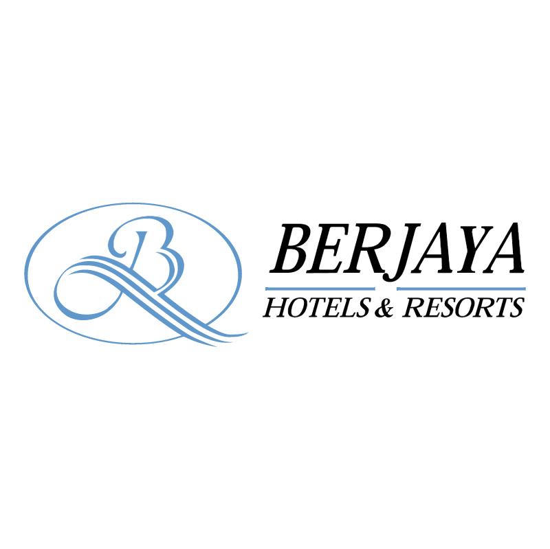 Berjaya Hotels & Resorts 64412 vector