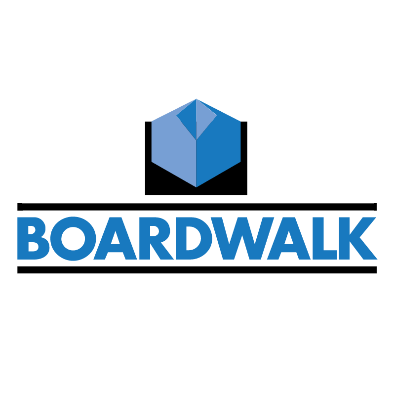 Boardwalk vector logo