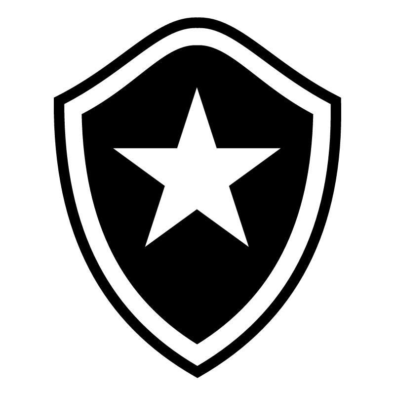 Botafogo Futebol Clube de Catanduva SP vector
