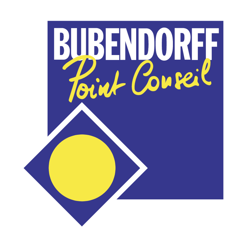 Bubendorff vector logo