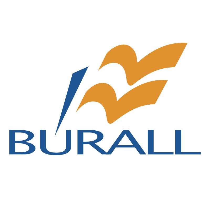 Burall of Wisbech vector logo