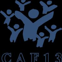 CAF 13 logo vector
