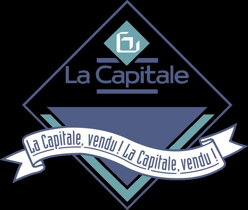 Capitale logo vector