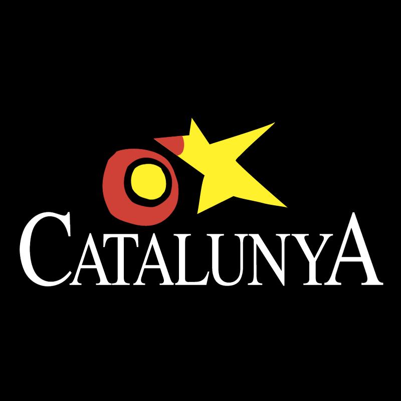 Catalunya vector logo