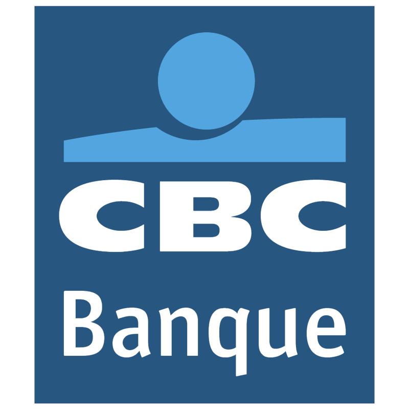 CBC Banque vector