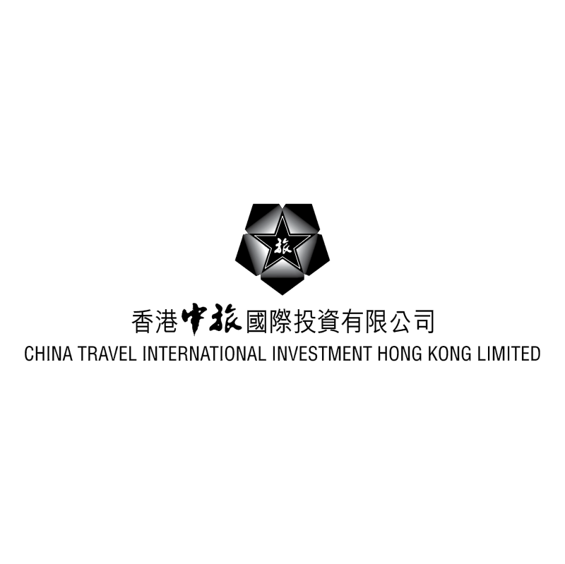China Travel International Investment Hong Kong vector