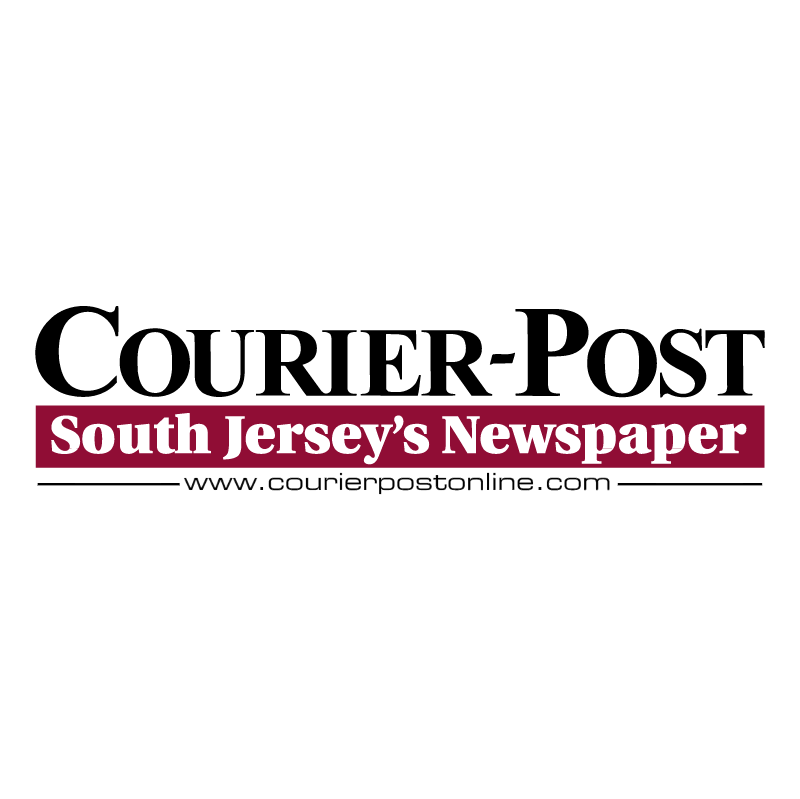 Courier Post vector