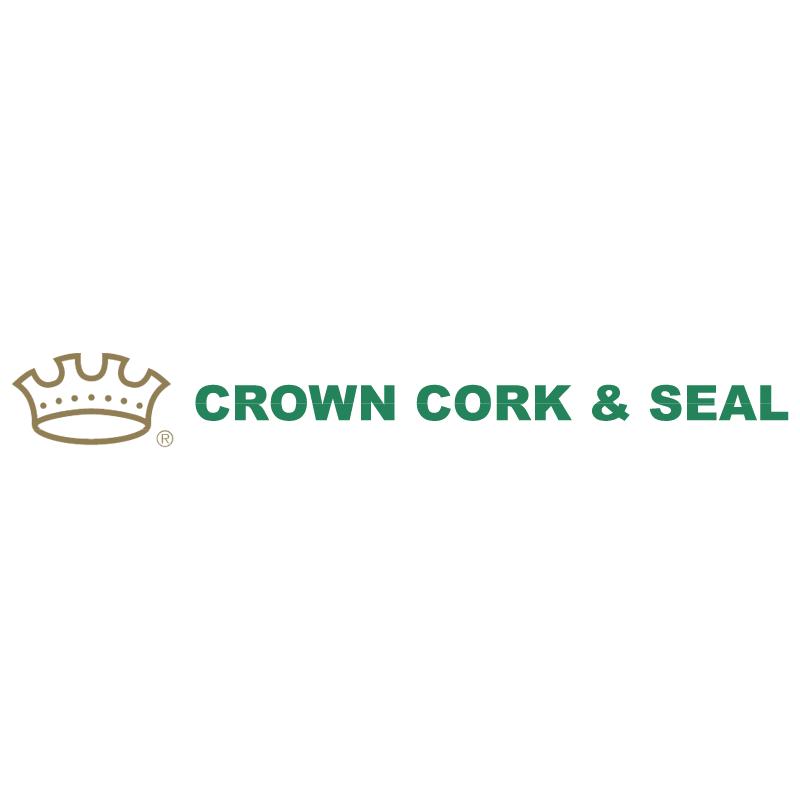 Crown Cork & Seal vector