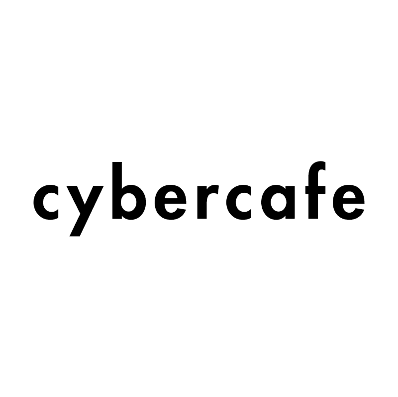 Cybercafe vector