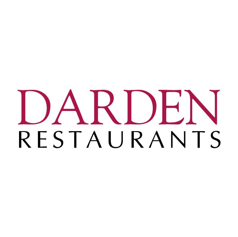 Darden Restaurant vector