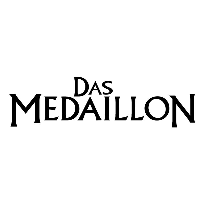 Das Medaillon vector