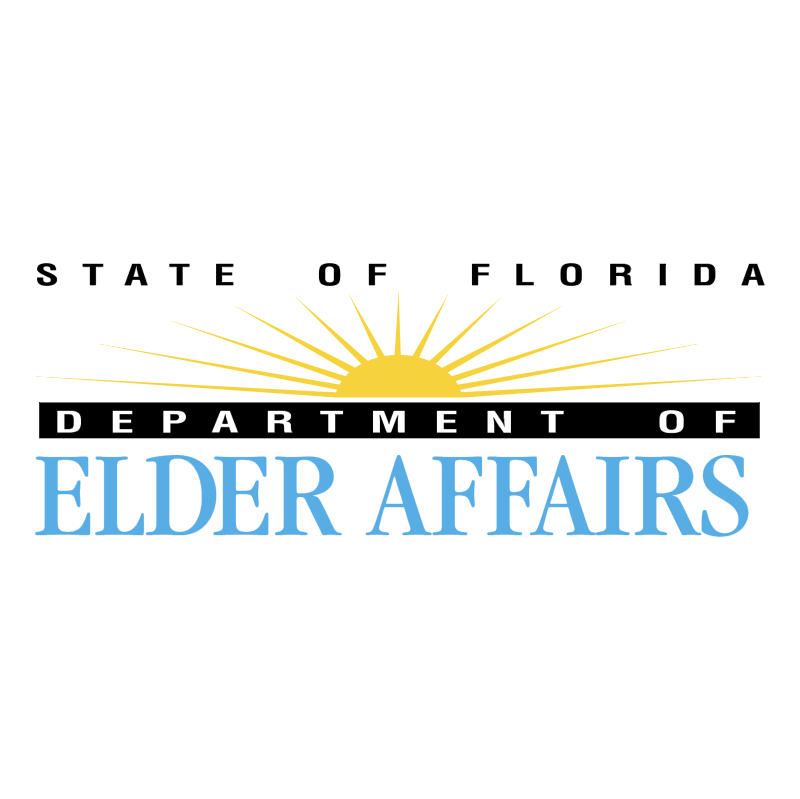 Department of Elder Affairs vector