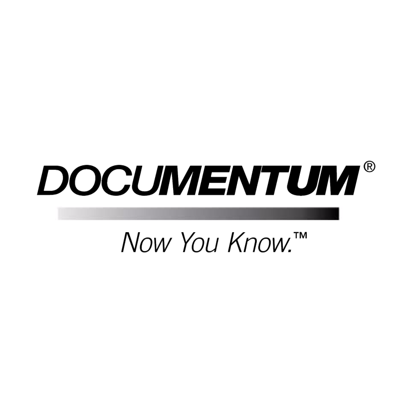 Documentum vector logo