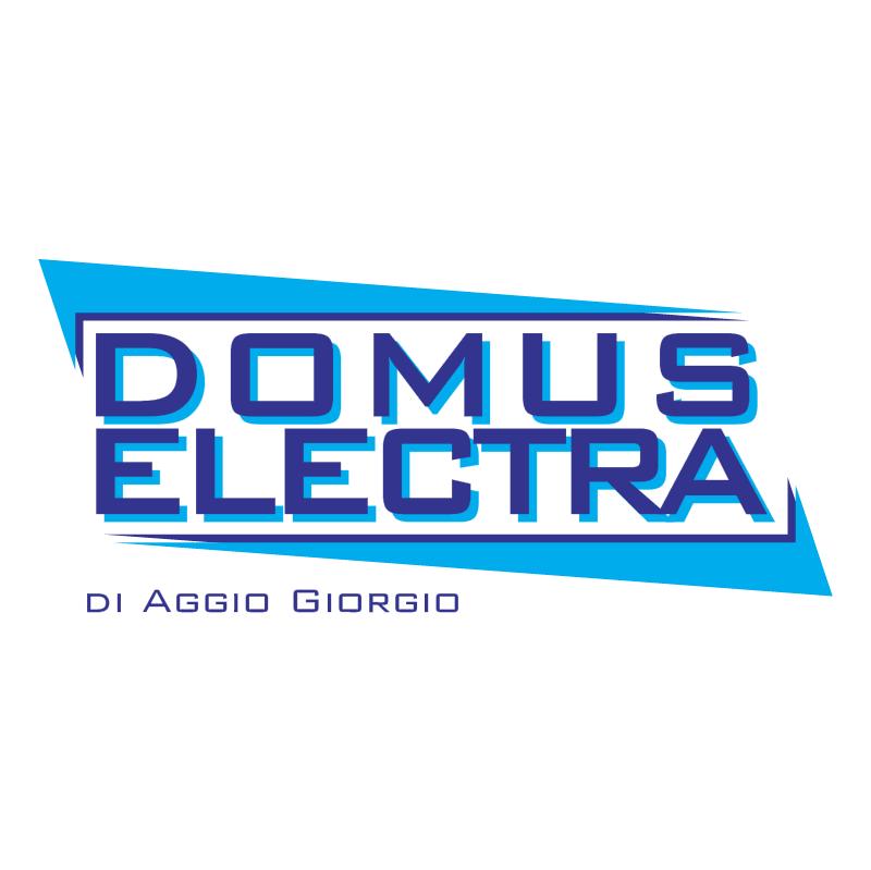 Domus Electra vector logo