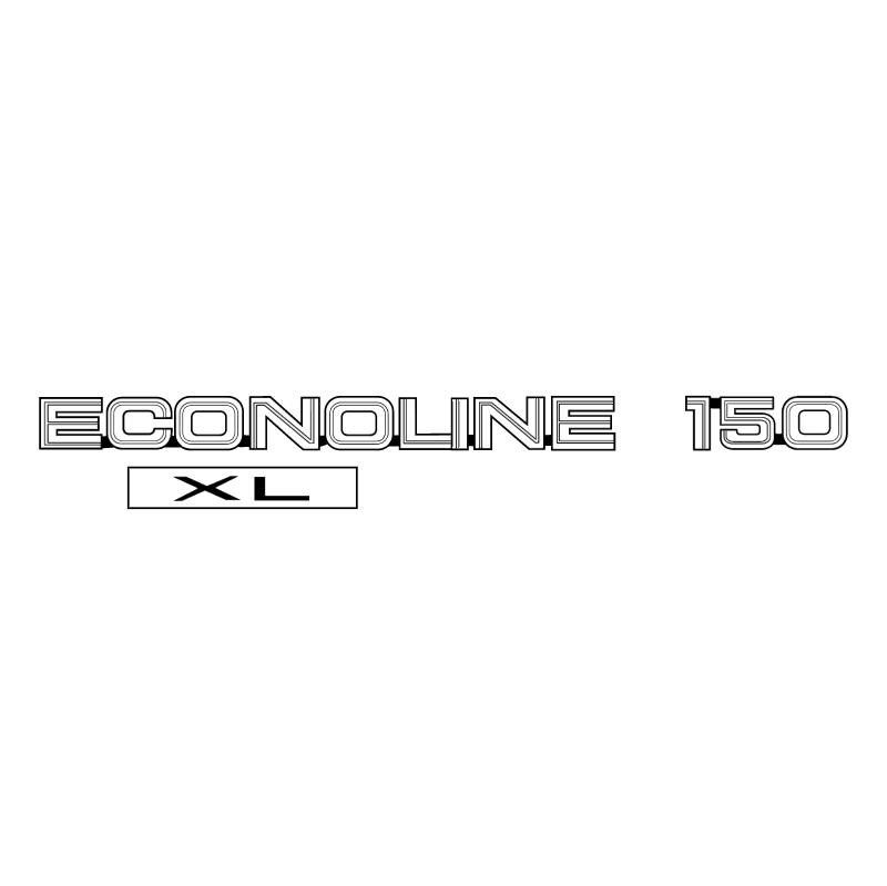 Econoline vector