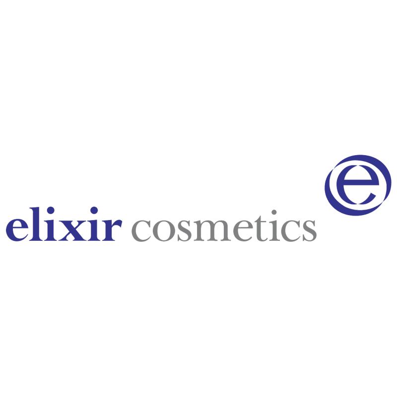 Elixir Cosmetics vector