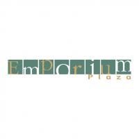 Emporium Plaza vector