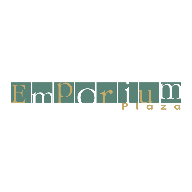 Emporium Plaza vector logo